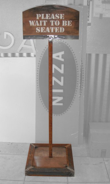 Events Signs Nyc Freestanding Signs Restaurant